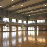 浦城小学校体育館&プール