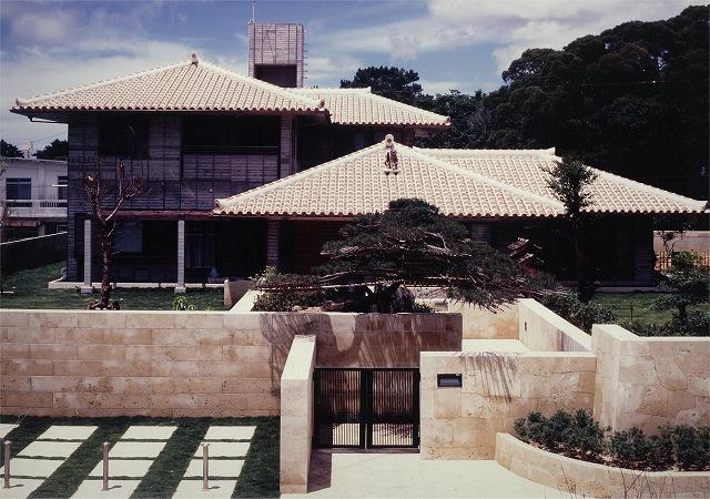 中庭のある家Ⅱ
